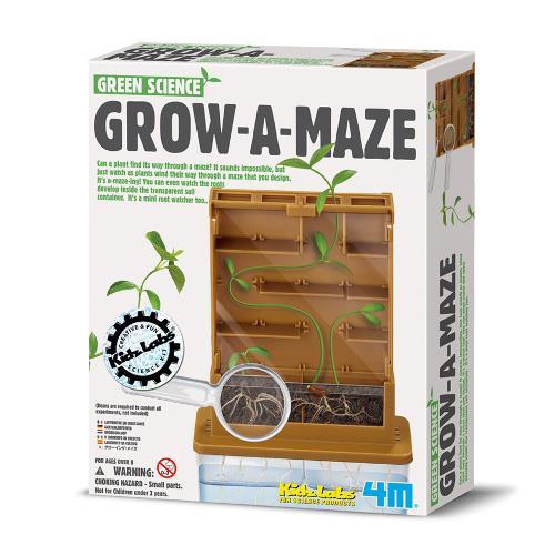 Set Grow a Maze