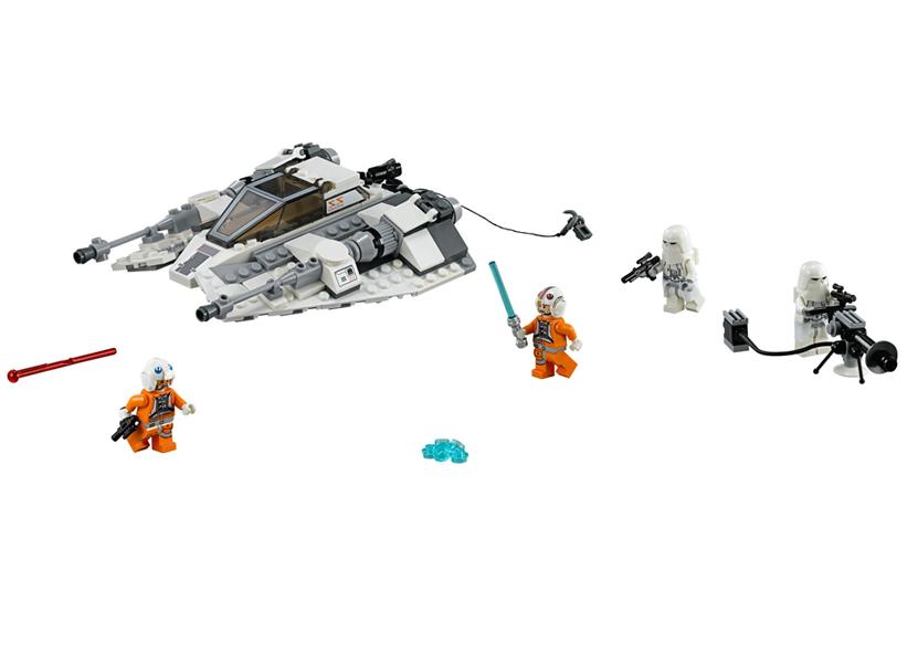 Snowspeeder (75049)