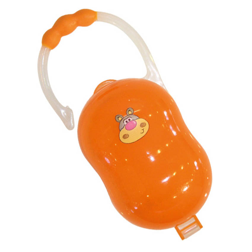 Suport Pentru Suzete Si Tetine Orange
