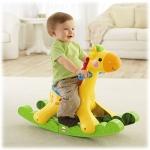 Balansoar Rockin Tunes Giraffe Fisher-Price