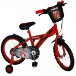 Bicicleta Saica Spiderman 12