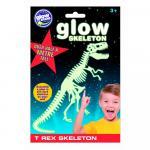 Schelet dinozaur T-rex fosforescent The Original Glowstars Company B8008