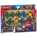 Set Speedy cars formula 12 piese