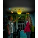 Sistem solar luminos cu telecomanda Brainstorm Toys E2002