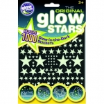 Stickere 1000 stele fosforescente The Original Glowstars Company B8002