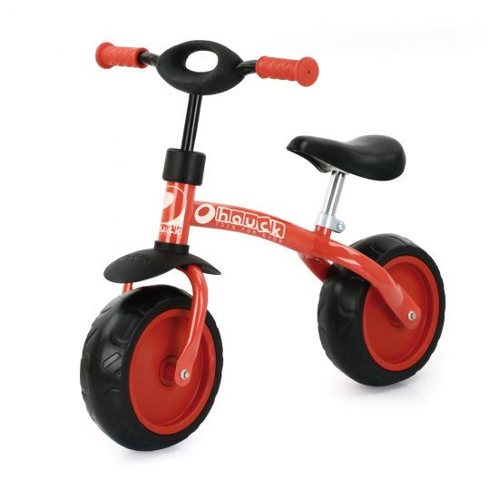 Bicicleta fara Pedale Hauck Super Rider 10 Red