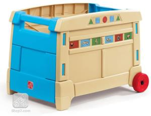 Cutie pentru jucarii jucarii Lift Roll