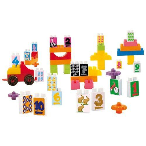 Set 57 de Cuburi cu Numere