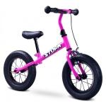 Bicicleta fara pedale Toyz by Caretero Storm Roz