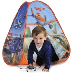 Cort de joaca Playhut Planes Pop-up Adventure Tent