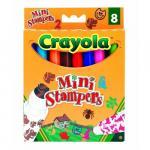 Mini Stampile 8 Culori