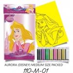 Plansa pictura nisip M Aurora pe coate