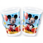 Set 8 pahare Mickey Mouse Playful