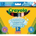 Set Carioci Lavabile 12 Culori