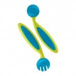 Set tacamuri flexibile albastru/verde BENDERS