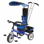 Tricicleta pentru copii Dhs Baby 118 Albastra