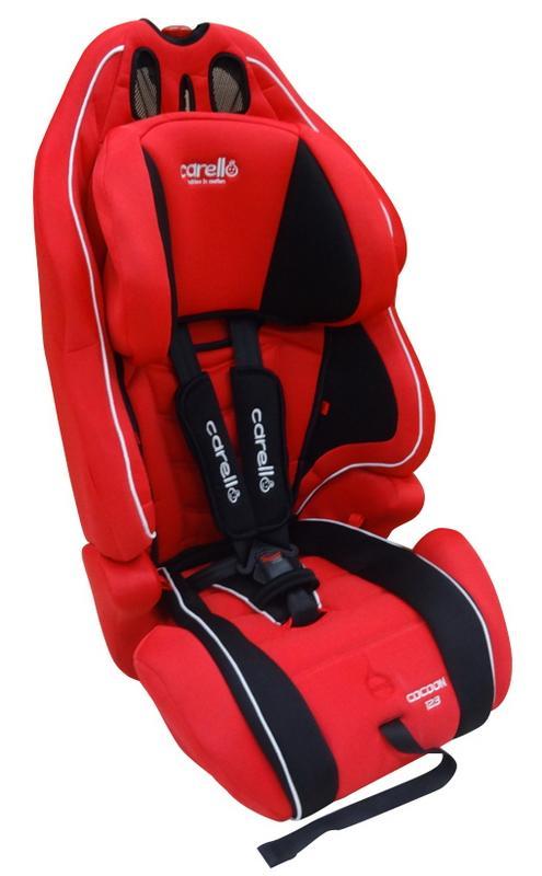 Scaun Auto Cocoon 123 Carello Red