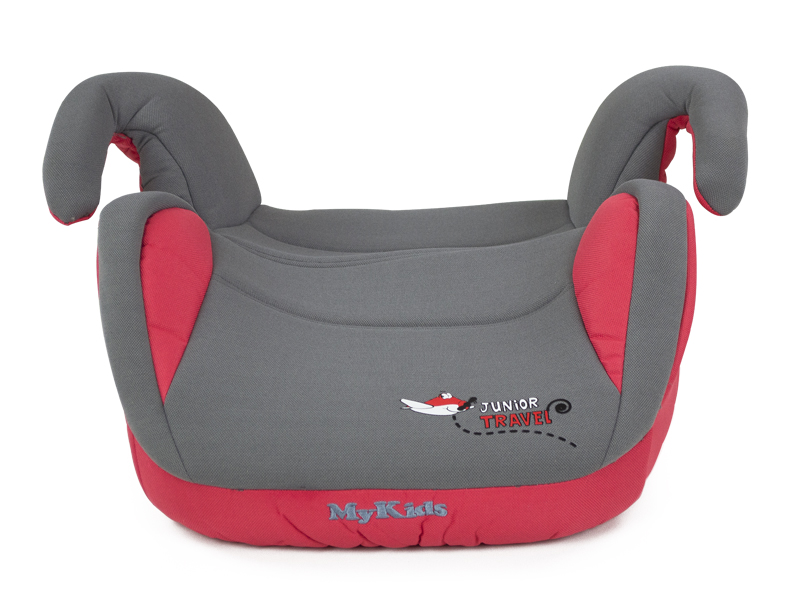 Inaltator auto copii 15-36 kg Junior Travel rosu