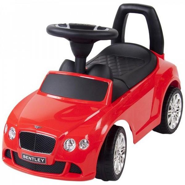 Masinuta fara pedale Bentley Rosu