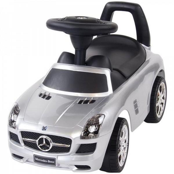 Masinuta fara pedale Mercedes Plus Gri
