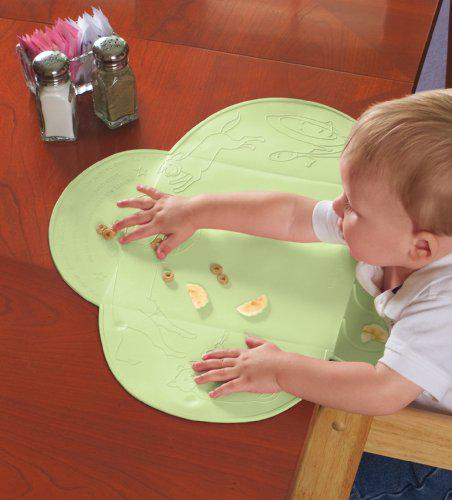 Protectie pentru masa Tiny Diner Green