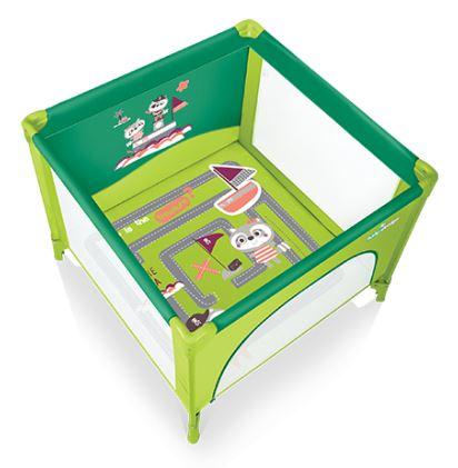 Tarc de joaca Baby Design Joy Green