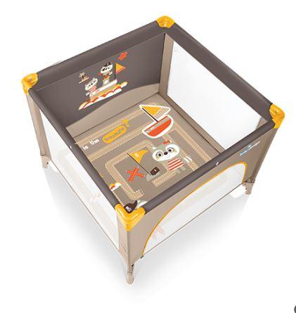Tarc de joaca Baby Design Joy Beige