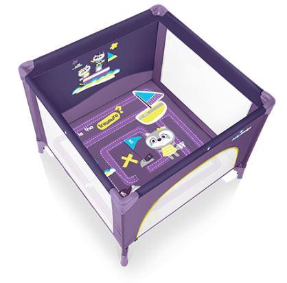 Tarc de joaca Baby Design Joy Purple