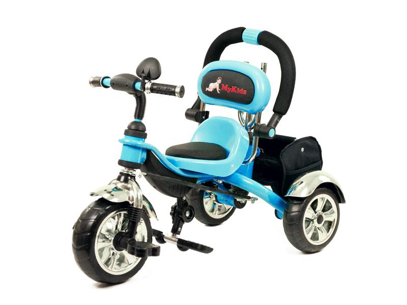 Tricicleta pentru copii Luxury KR01 albastru