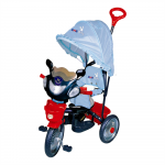 Tricicleta copii Dhs cu roti de metal Jolly Ride