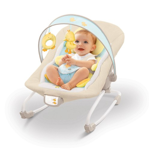 Balansoar 2 in 1 Comfort Cradling Rocker