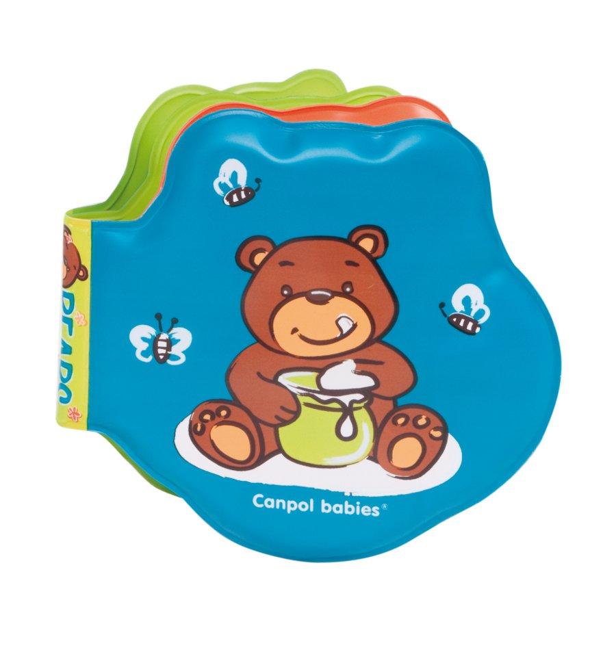 Carte educativa cu culori schimbatoare si sunatoare Ursulet