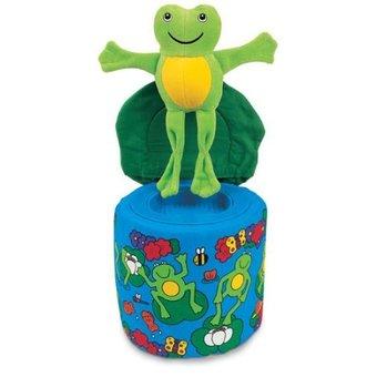 Cutiuta cu broscuta Frog in a Box