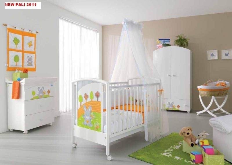 Dormitor Pali Smart Bosco