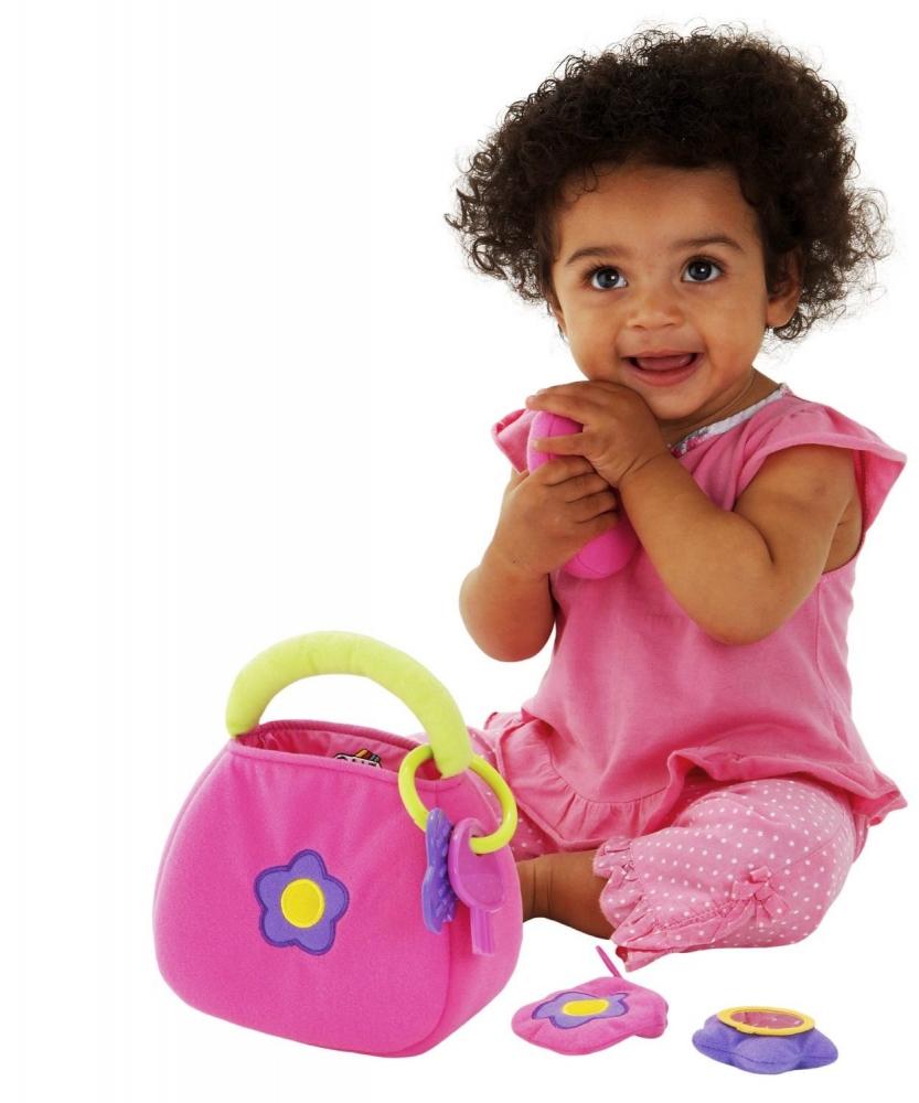Geanta cu accesorii pentru fetite Fill and Spill Handbag