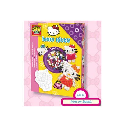 Iron On Beads Hello Kitty 1200