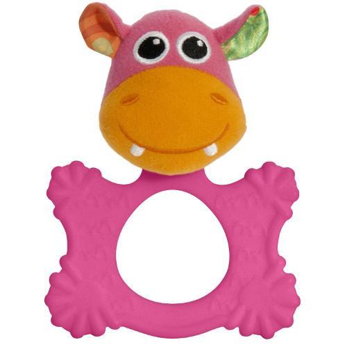 Jucarie Dentitie Safari - Lulu The Hippo