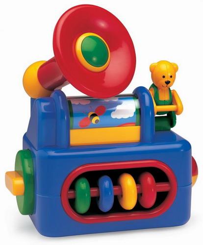 Jucarie Gramofon muzical Tolo Toys
