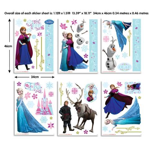 Kit Decor Disney Frozen imagine
