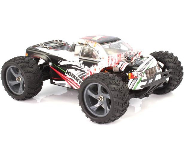 Monster Truck Mastadon Brushless 50km/h, 2,4GHZ, Scara 1:18