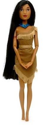 Papusa Disney Pocahontas