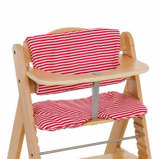 Perinita Pentru Scaunele De Masa Alpha - Red Stripe