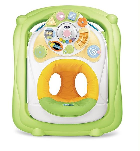 Premergator Copii Si Bebe Jucarie Rotativa Weina 4001 301 50 Verde