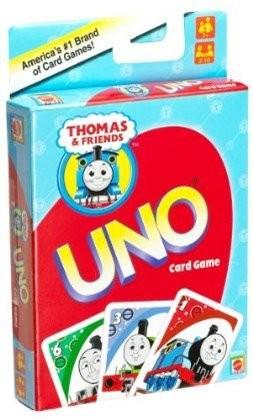 Primul Meu Joc UNO cu Thomas