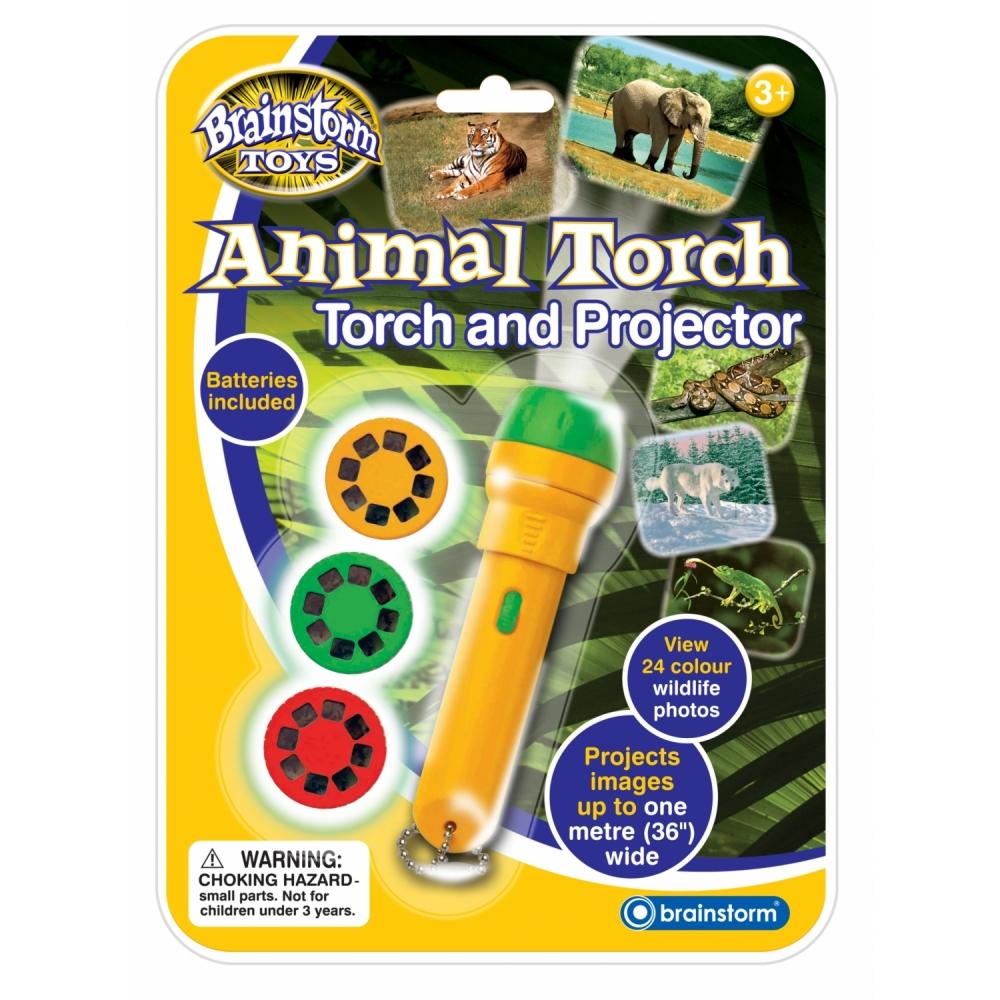 Proiector animale salbatice Brainstorm Toys E2012