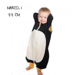 Sac de dormit Pinguin Marime S 2.5 Tog