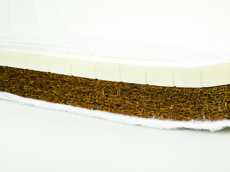 Saltea Nichiduta latex cocos 120x60x9 cm