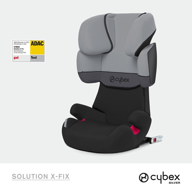 Scaun auto Isofix Cybex Solution X Fix