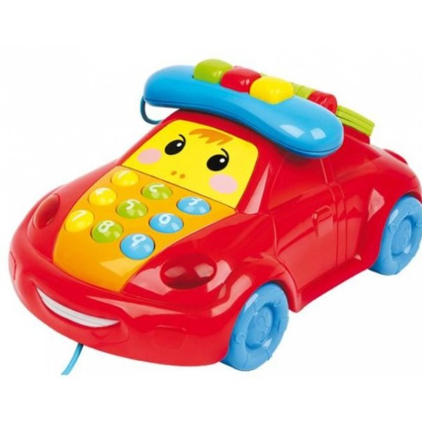 Telefon educativ Funny Car