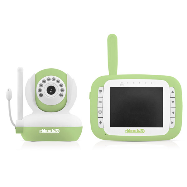 Video monitor Chipolino Visio lime